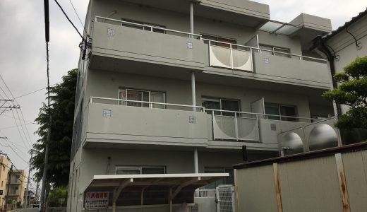 花田三番町2DK(ハイツせいふうB302)